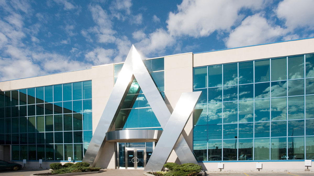 Apotex headquarters in Canada