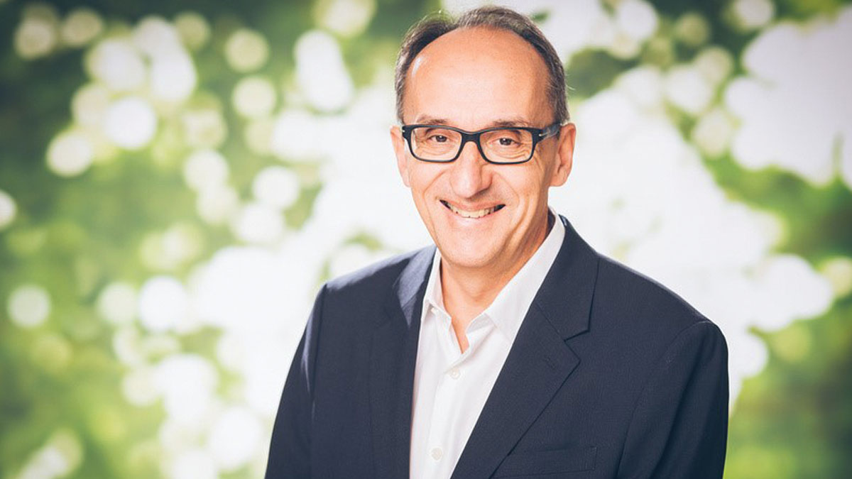 Jean-Christophe Tellier, CEO of UCB