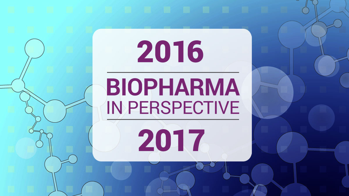 2016-2017 Biopharma in Perspective