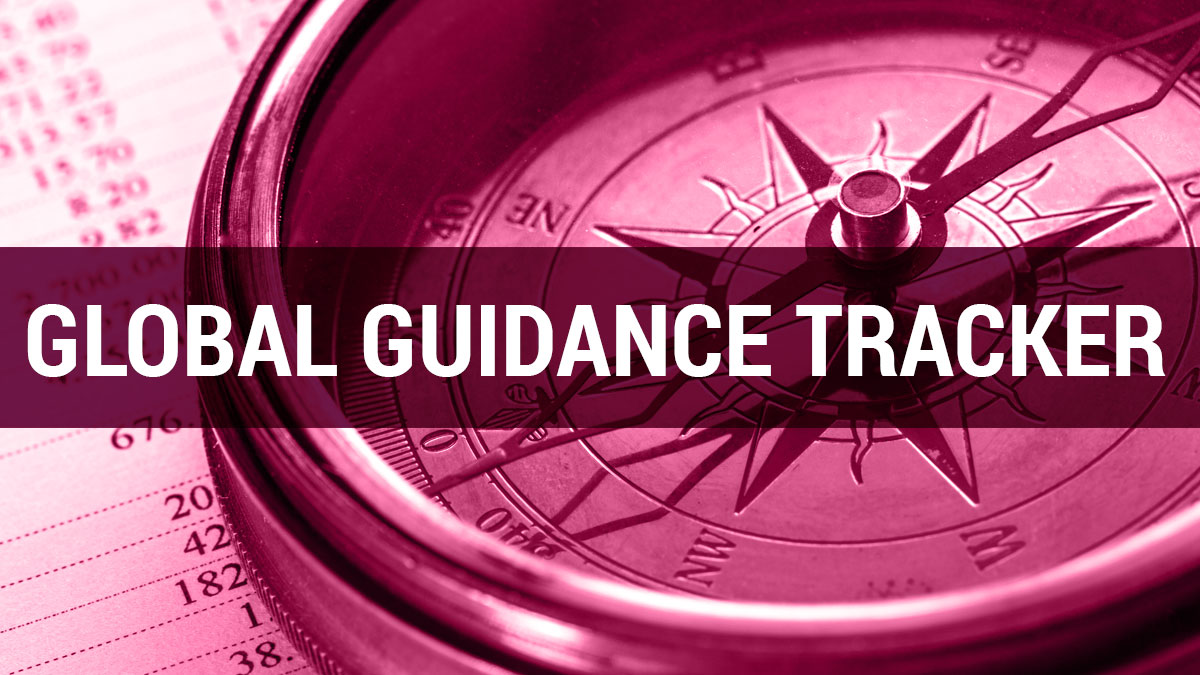 Global Guidance Tracker regular Column Feature image