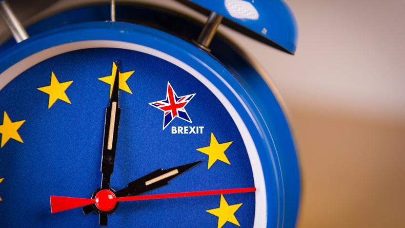 EU clock