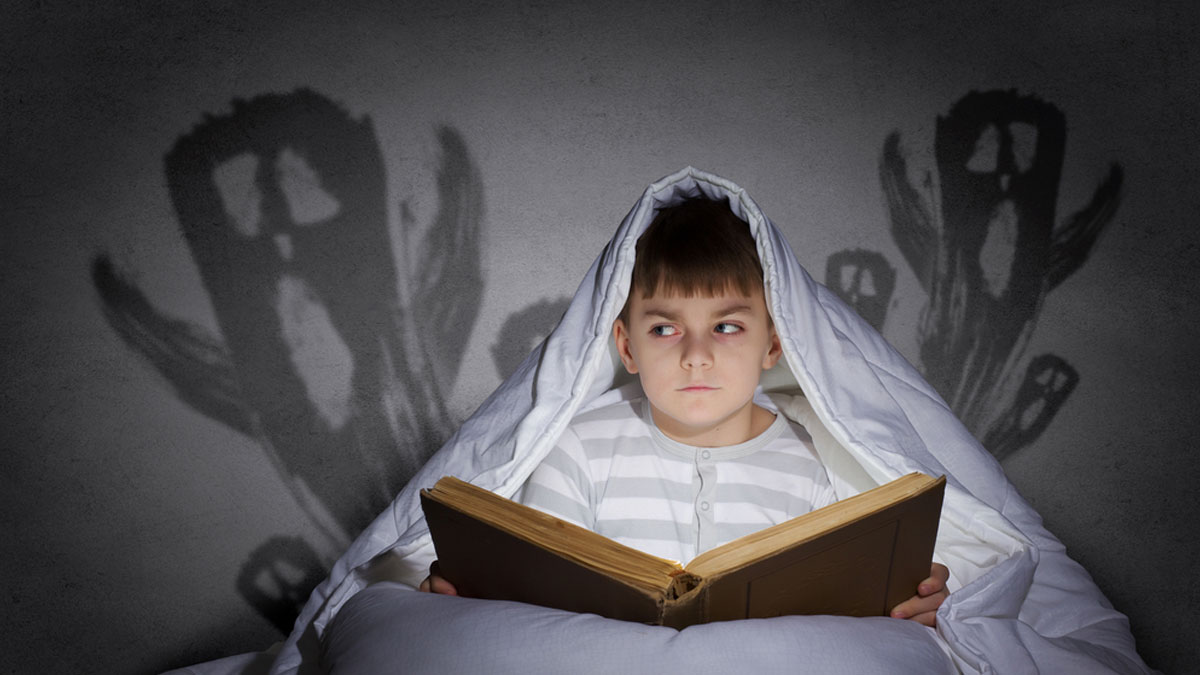 Bedtime Horror stories feature image