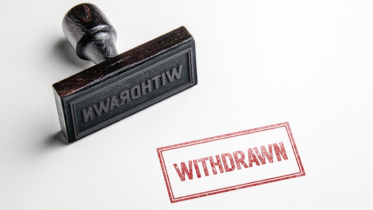 Apotex Withdraws 31 ANDAs After Failing To Ensure Data Integrity At