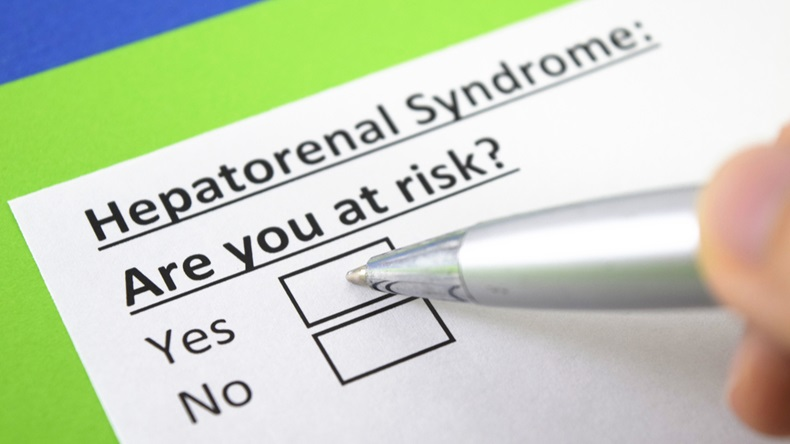 Hepatorenal syndrome : are you at risk ? Yes or no
