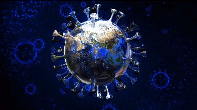 Earth virus