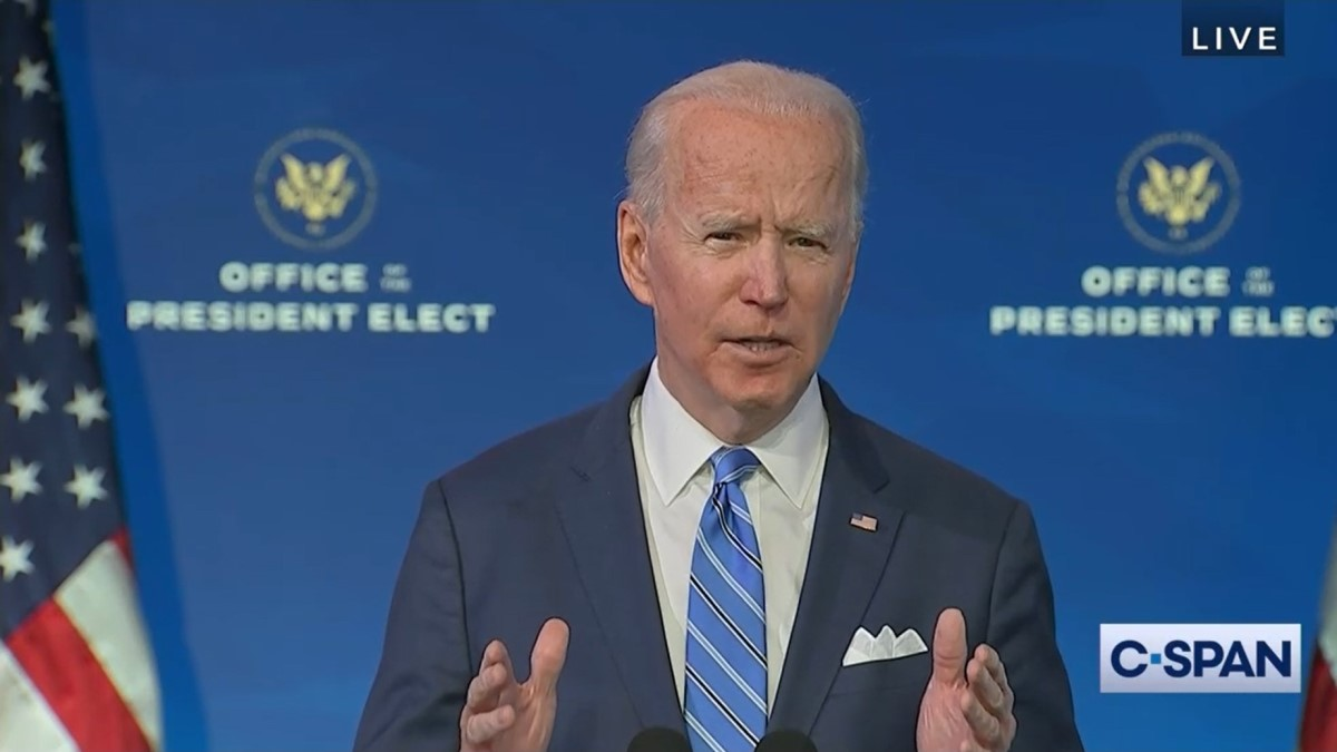 Biden Vaccination Plan Would Grow Domestic Manufacturing Base