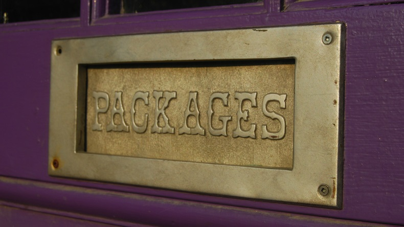 Packages slot