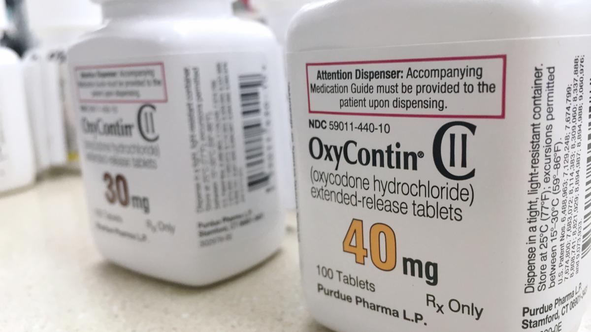 Mallinckrodt's Abuse Deterrent Oxycodone IR Narrowly Wins US