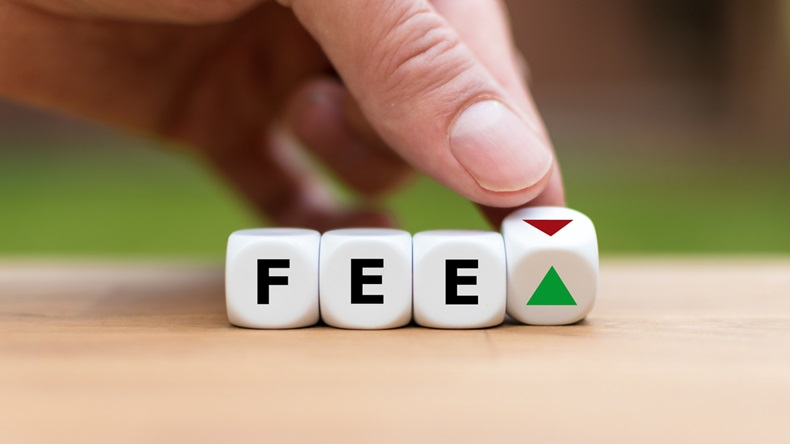 fee decrease